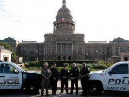 'Heroes Behind The Badge' screened at Texas State Capitol Building